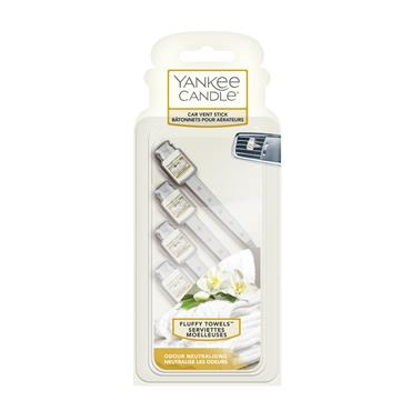 Yankee Candle Fluffy Towels Auto Vent Stick