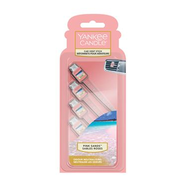 Yankee Candle Pink Sands Auto Vent Stick
