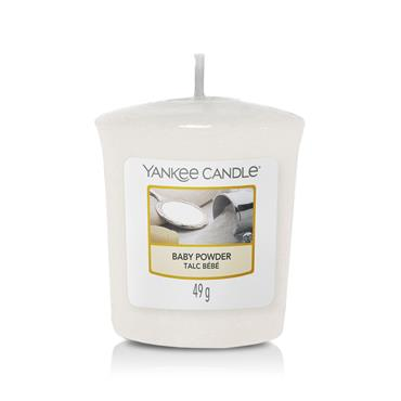 Yankee Candle Baby Powder Votive