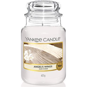 Yankee Candle Angels Wings Large Jar