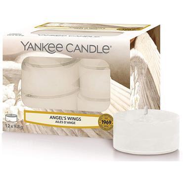Yankee Candle Angels Wings Tea Lights