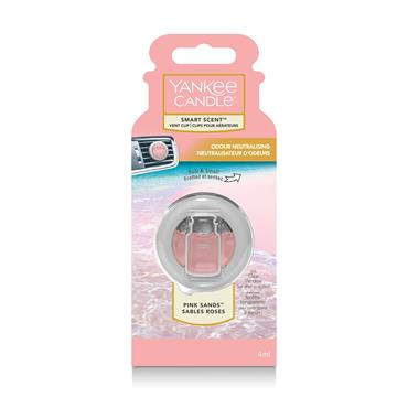 Yankee Candle Pink Sands Auto Smart Scent Vent Clip