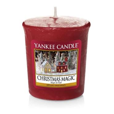 Yankee Candle Christmas Magic Votive