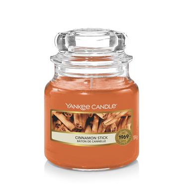 Yankee Candle Cinnamon Stick Small Jar