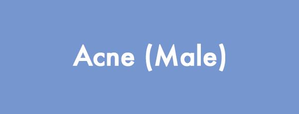Acne (Male)