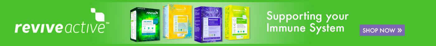 Revive Active - Supporting your immune system - shop now