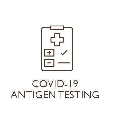 Covid-19 Antigen Testing