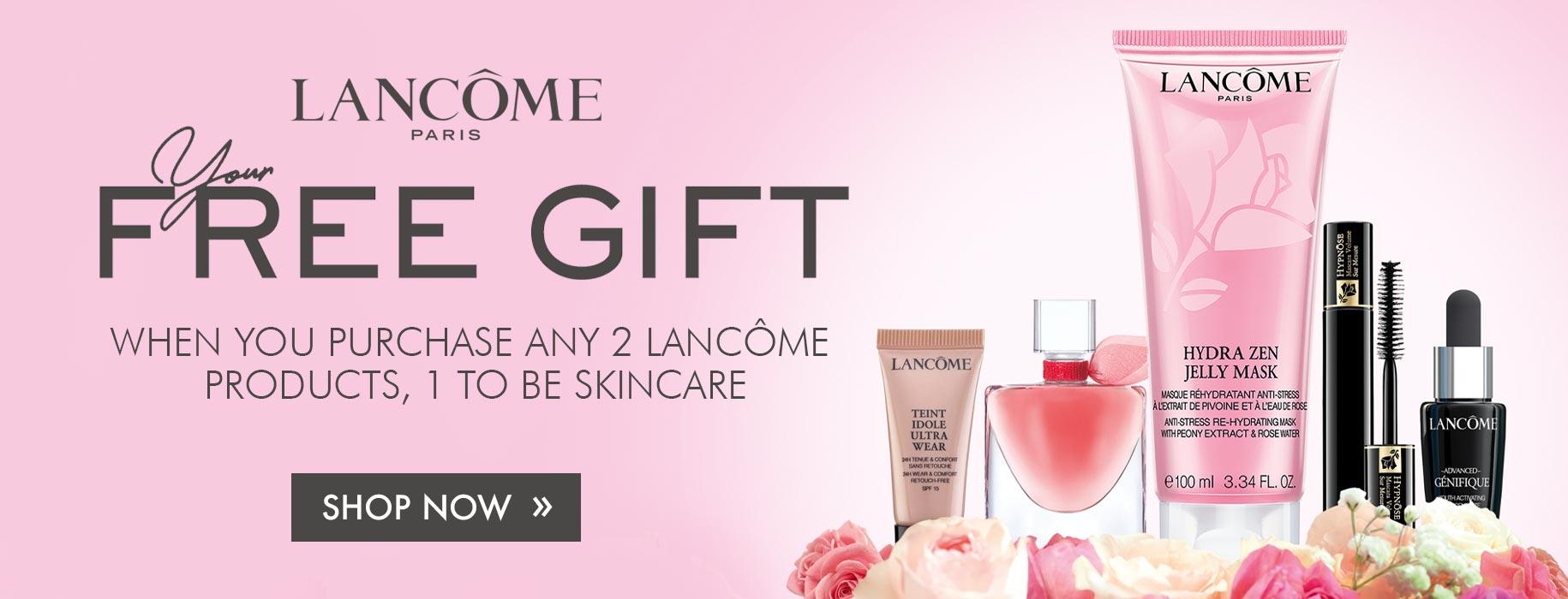 Lancome Free Gift!