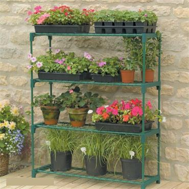 Growhouse Shelving Pack of 2
