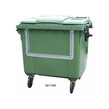 1100L Bin With Drop Front