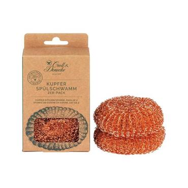 Copper Kitchen Sponge, Set of 2