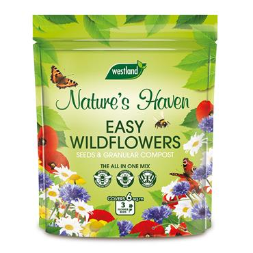Gardman Natures Haven Easy Wildflowers 1.5kg