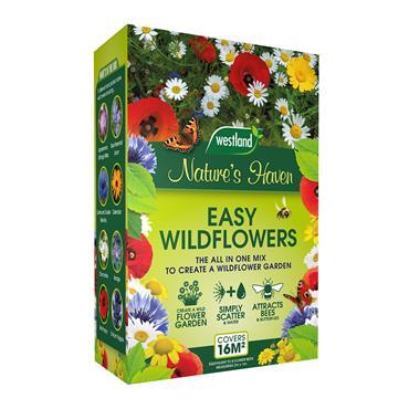 Gardman Natures Haven Easy Wildflowers 4kg