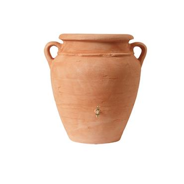 Antique Wall Amphora - Terracotta - 260 Litres