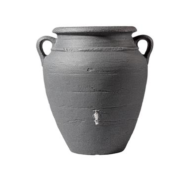 Antique Amphora 360 Litres - Dark Granite