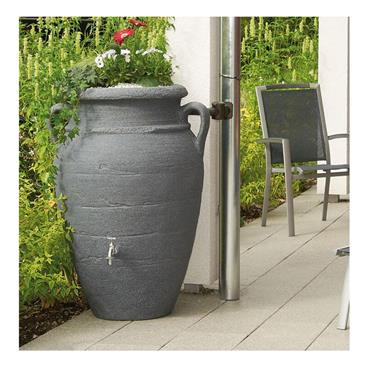 Antique Amphora 600 Litres - Dark Granite