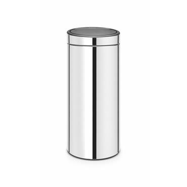 Brabantia Touch Bin - 30L - Brilliant Steel