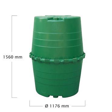 Garden Tanks - Top Tank - 1300 Litres