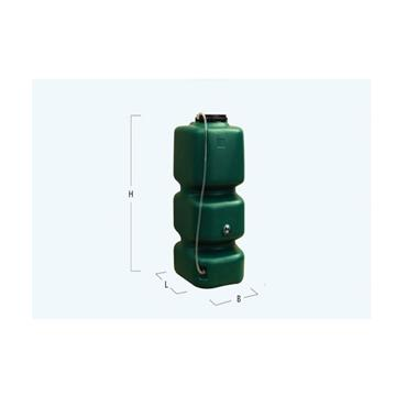 Garden Tank - 750 Litres - Green