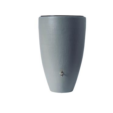 Stone 2in1 Water Tank - Zinc Grey