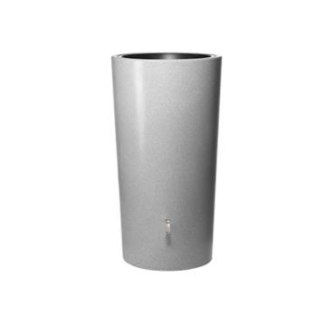 Stone 2in1 Water Tank - Silver