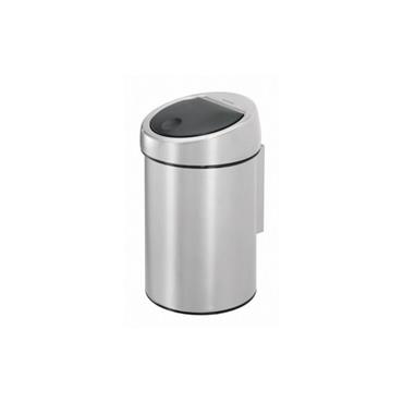 Brabantia Touch Bin, 3 L - Brilliant Steel