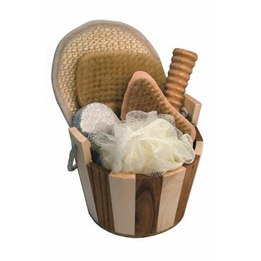 Croll and Denecke Giftset in wooden tub