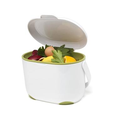 Addis 2.5 Litre Kitchen Tabletop Compost Caddy
