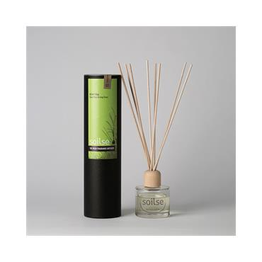 Soilse Reed Diffuser - A Soft Day  Sweet Rain and Long Grass