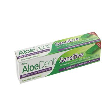 Aloe Dent Sensitive Aloe Vera Toothpaste