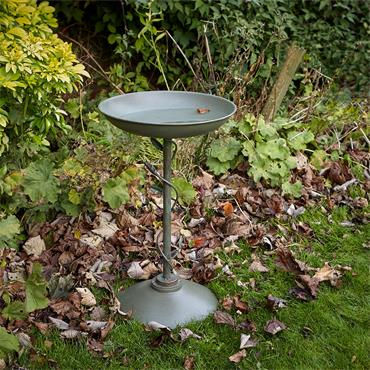 Peckish Secret Garden Bird Bath