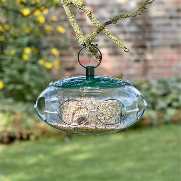 Peckish Small Bird Seed Feeder