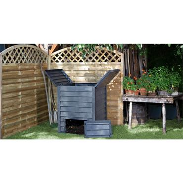 Thermo-Wood composter 600L
