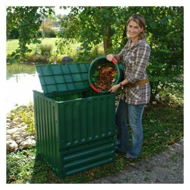 ECO-KING Composter - 400 ltr
