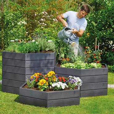 ERGO Raised Bed - Height 25 cm