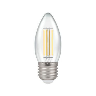 5W Led Filament Candle Bc 40W Equivalent
