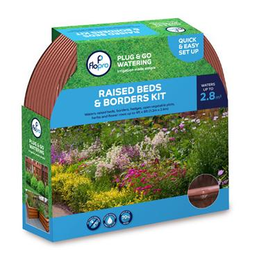 Flopro Plug & Go Watering: Beds & Borders Watering Kit