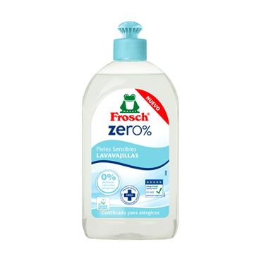 Frosch Zero % Dishwashing Liquid - 500ml