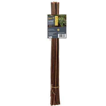 Gardman Willow Plant Sticks 180cm 71''