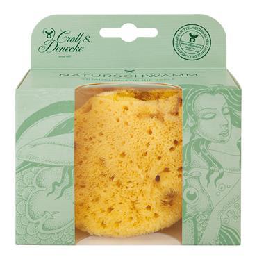 Croll & Denecke Mermaid -M Silk Sponge Eco Packaging