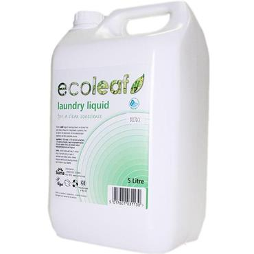 Eco Leaf Laundry Liquid 5ltr