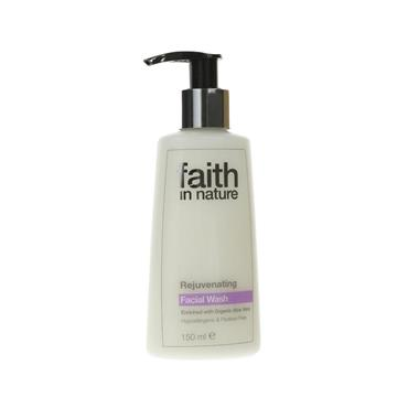 Faith in Nature - Rejuvenating Facial Wash