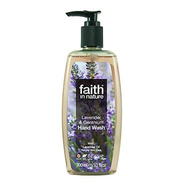 Faith in Nature - Lavender & Geranium Hand Wash