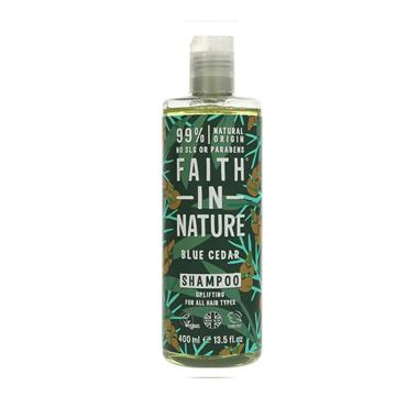 Faith in Nature - Blue Cedar Shampoo