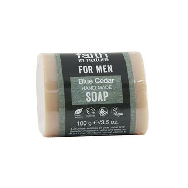 Blue Cedar Soap