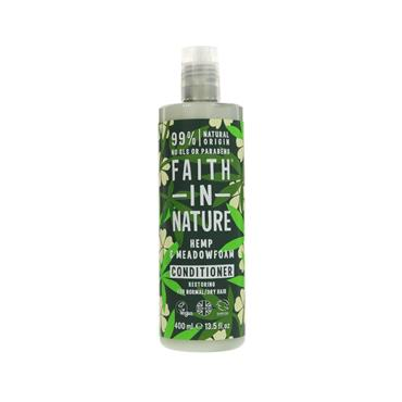 Faith in Nature - Hemp & Meadowfoam Conditioner