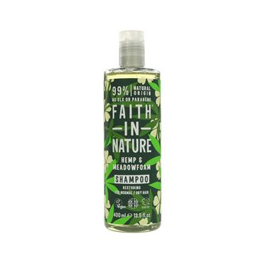 Faith in Nature - Hemp & Meadowfoam Shampoo