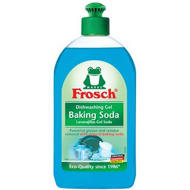 Frosch Soda Dishwashing Liquid