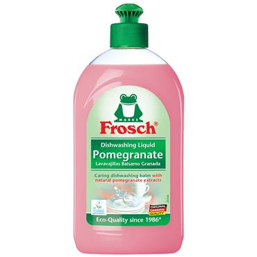 Frosch Pomegranate Dishwashing Liquid - 500ML