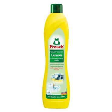 Frosch Lemon Cream Cleaner - 500ML